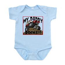 MyDaddyRocks2.png Infant Bodysuit