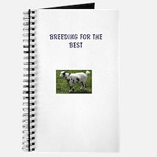 Fainting goat Journal