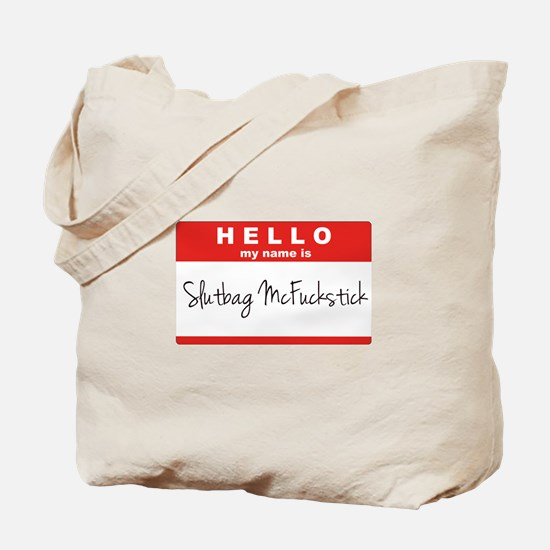 Slutbag Tote Bag