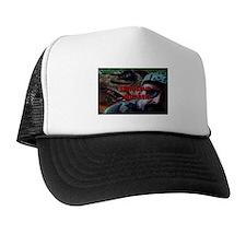 Allosaurus Bait Trucker Hat