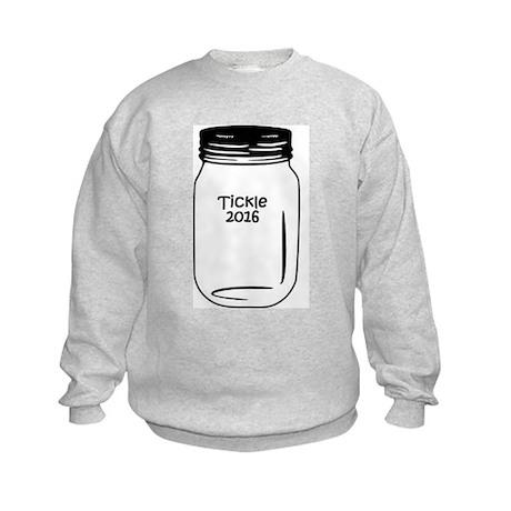 Tickle 2016 Jar Kids Sweatshirt
