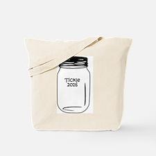 Tickle 2016 Jar Tote Bag