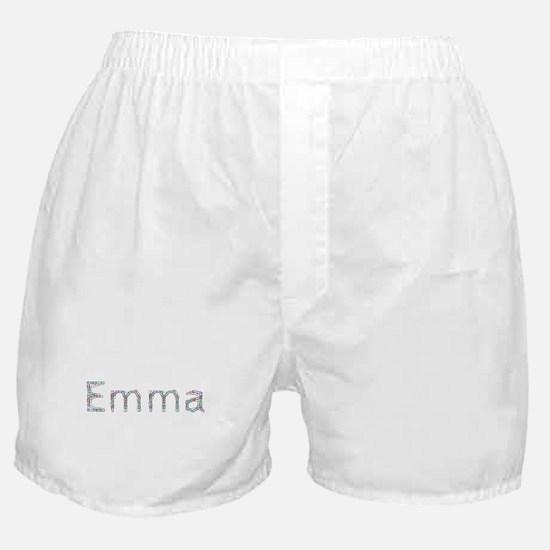 Emma Paper Clips Boxer Shorts