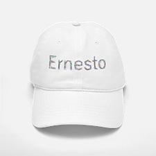 Ernesto Paper Clips Baseball Baseball Cap