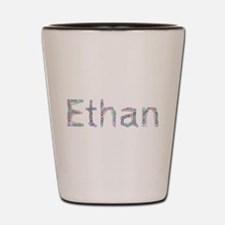 Ethan Paper Clips Shot Glass