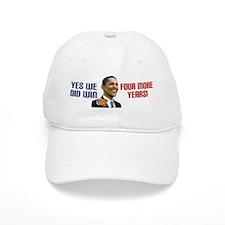 Yes We Did! Baseball Cap