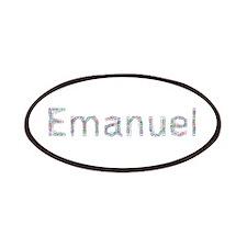 Emanuel Paper Clips Patch
