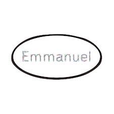 Emmanuel Paper Clips Patch