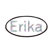 Erika Paper Clips Patch