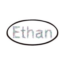 Ethan Paper Clips Patch