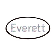 Everett Paper Clips Patch