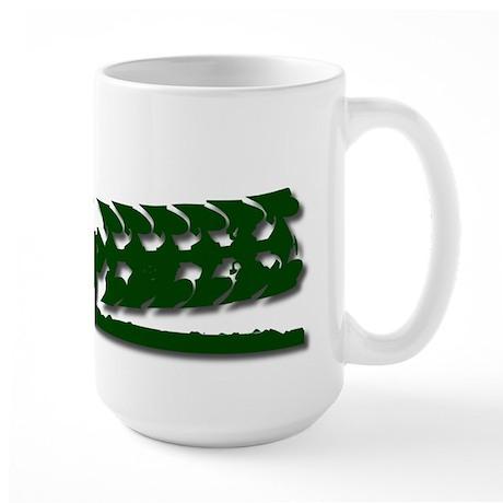Farming Large Mug