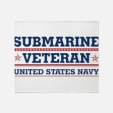 Submarine Veteran: United States Navy Stadium Bla