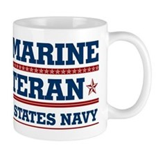 Submarine Veteran: United States Navy Mug