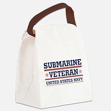 Submarine Veteran: United States Navy Canvas Lunch