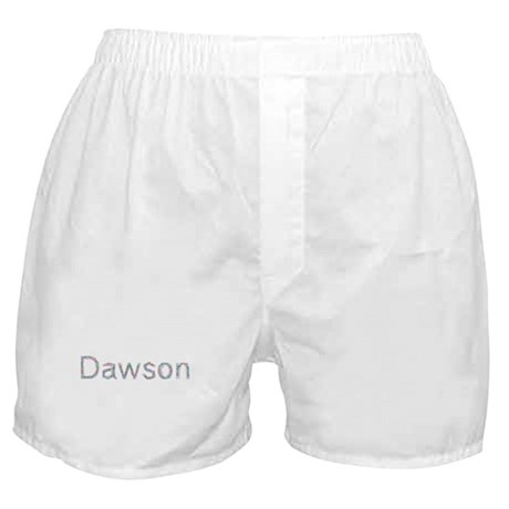 Dawson Paper Clips Boxer Shorts
