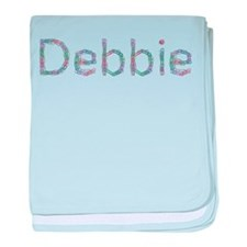 Debbie Paper Clips baby blanket