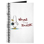 What the Duck Journal