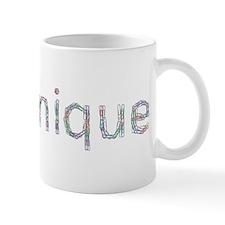 Dominique Paper Clips Mug