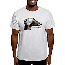 The Greyhound Brain T-Shirt