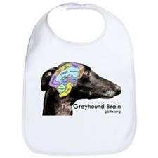 The Greyhound Brain Bib