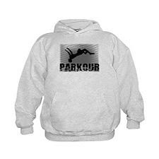 Parkour athlete Hoodie
