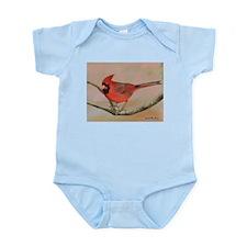 cardinal.JPG Infant Bodysuit