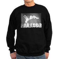 Parkour athlete Sweater