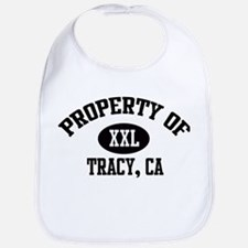 Property of TRACY Bib