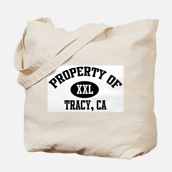Property of TRACY Tote Bag
