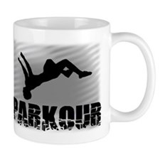 Parkour athlete Mug
