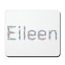Eileen Paper Clips Mousepad