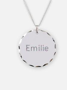 Emilie Paper Clips Necklace