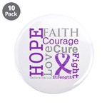 GIST Cancer Hope Courage 3.5