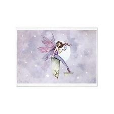 Whispering Moon Fairy Area Rug