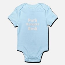 PARK RANGERS  Rock Infant Creeper