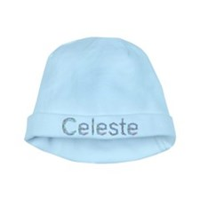 Celeste Paper Clips baby hat