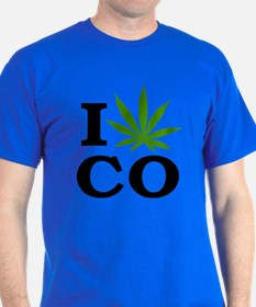 I Cannabis Colorado T-Shirt