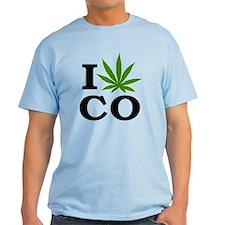 I Cannabis Colorado T-Shirt