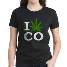 I Cannabis Colorado Tee