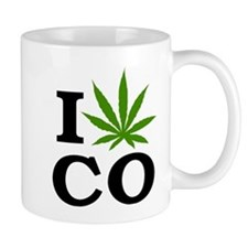 I Cannabis Colorado Mug