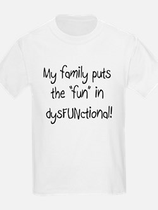 dysFUNctional Kids T-Shirt