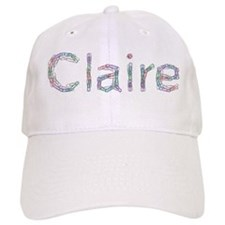 Claire Paper Clips Baseball Cap