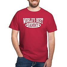 World's Best Gammy T-Shirt