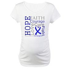 Colon Cancer Hope Courage Shirt