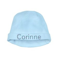 Corinne Paper Clips baby hat