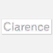 Clarence Paper Clips Bumper Bumper Bumper Sticker