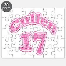 Pink Cullen 17 Puzzle