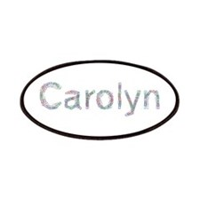 Carolyn Paper Clips Patch