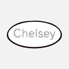 Chelsey Paper Clips Patch